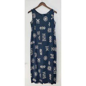 PETITE SOPHISTICATE Vintage maxi dress